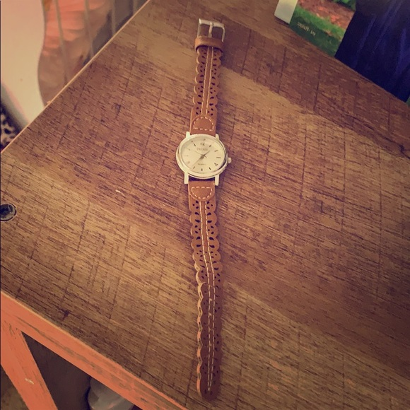 Decree Accessories - Brown decree watch
